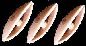 lanzaderas de madera para frivolite